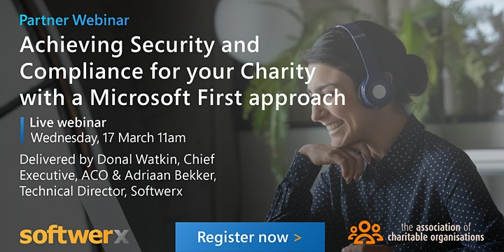 Securing your charity in 2021 with Microsoft