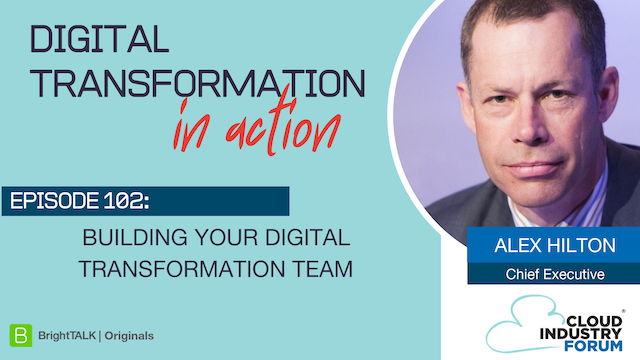 Building your Digital Transformation Team