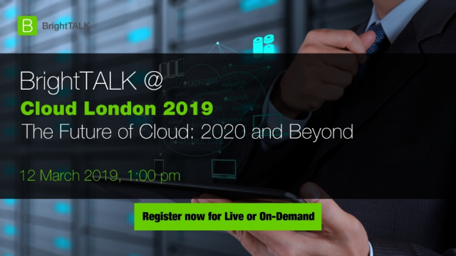 The Future of Cloud: 2020 and Beyond
