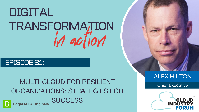 Multi-Cloud for Resilient Organizations: Strategies for Success